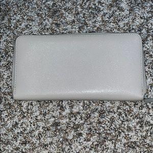 Grey Halogen wallet